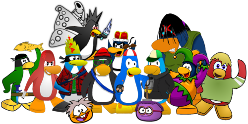 Club Penguin Island Microtransactions