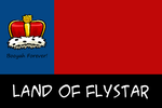 Flag of Flystaria, Flystonia