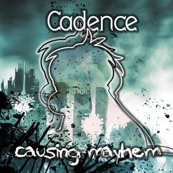 Causing Mayhem album cover.PNG