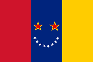 Flag of Chavezuela.png