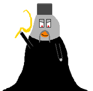 An example of a Khanz Penguin, this one being Bolsheevic Penguinsky.