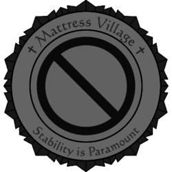 Seal of Mattress Village.png